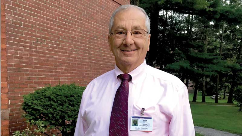 "Volunteer Ernest Labbe: Why I'm A Member of the ""Swab Squad"""